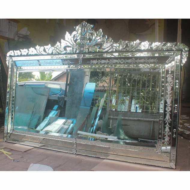 Venetian Mirrored Sideboard Offers, Small Venetian Mirrored Sideboard