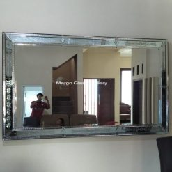 Rectangle Venetian Mirror