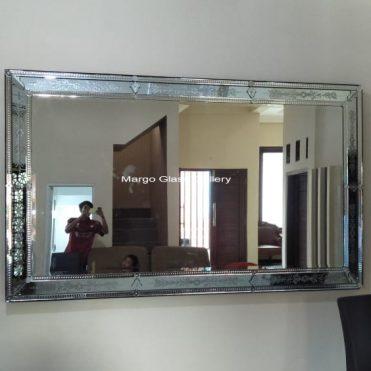 Rectangle Venetian Mirror