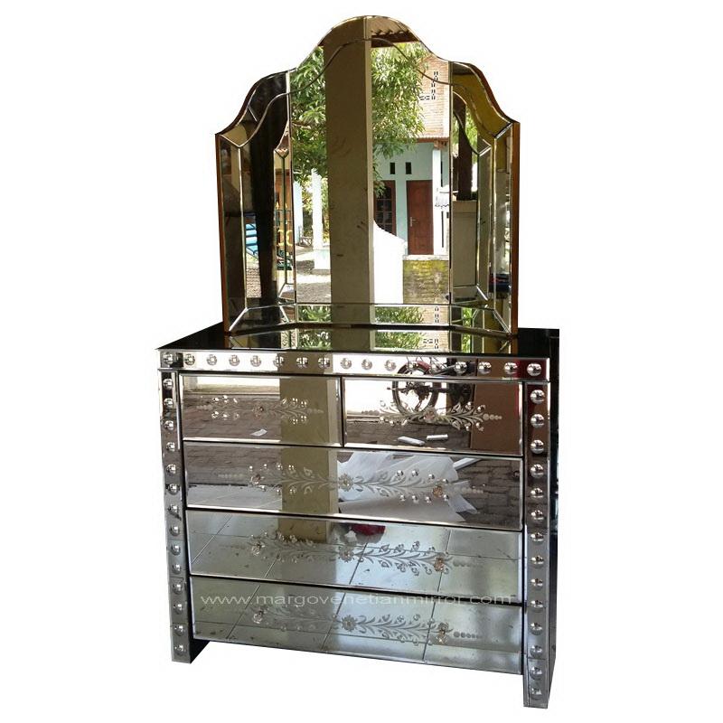Tri Fold Mirror | Venetian Wall Mirror - Antique Venetian Mirror - Furniture  Mirror Supplier - Tri Fold Mirror Venetian Wall Mirror - Antique Venetian Mirror