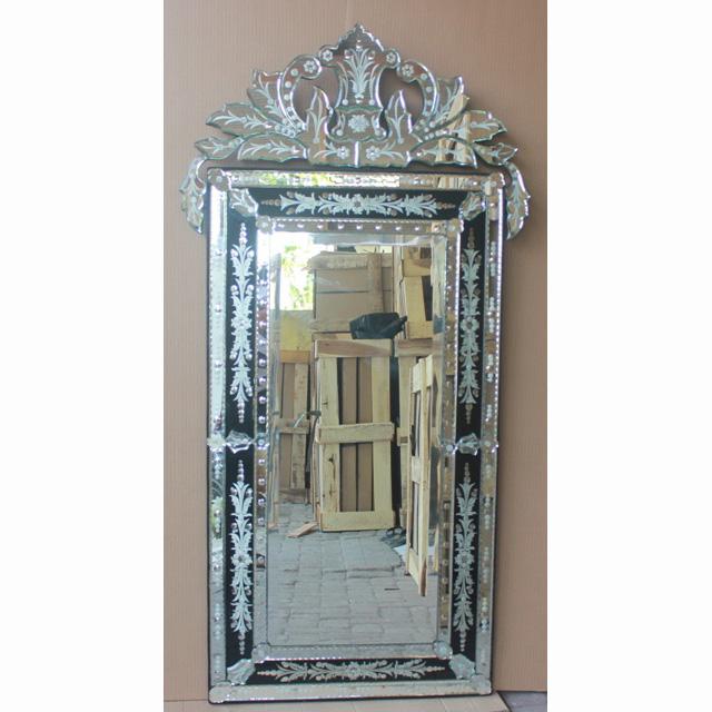 Venetian Mirror Black Mg 013019 Black Mirror Manufacture