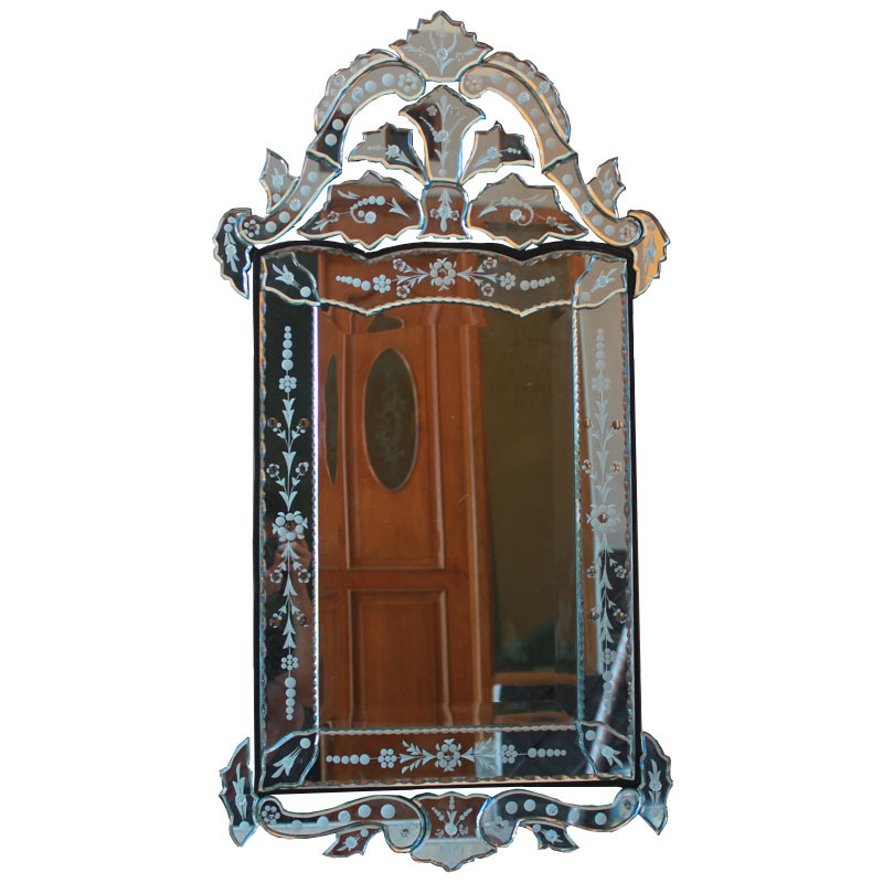 Small decorative mirrors suitable for small bedroom for Small decorative mirrors