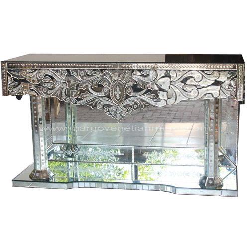 Relatively Dress Table Mirror | Venetian Wall Mirror - Antique Venetian  PO06