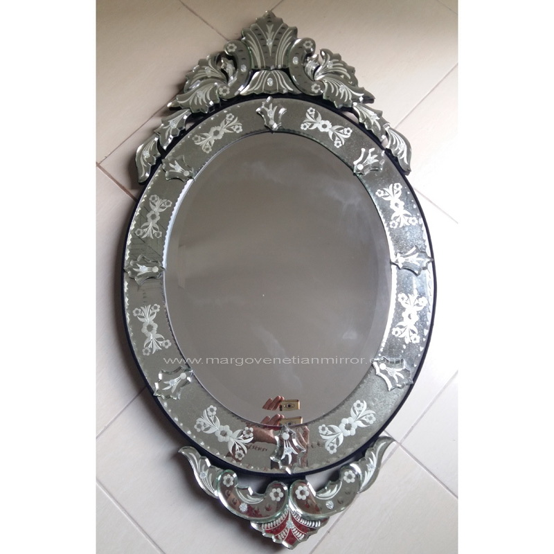 Venetian mirror rectangular
