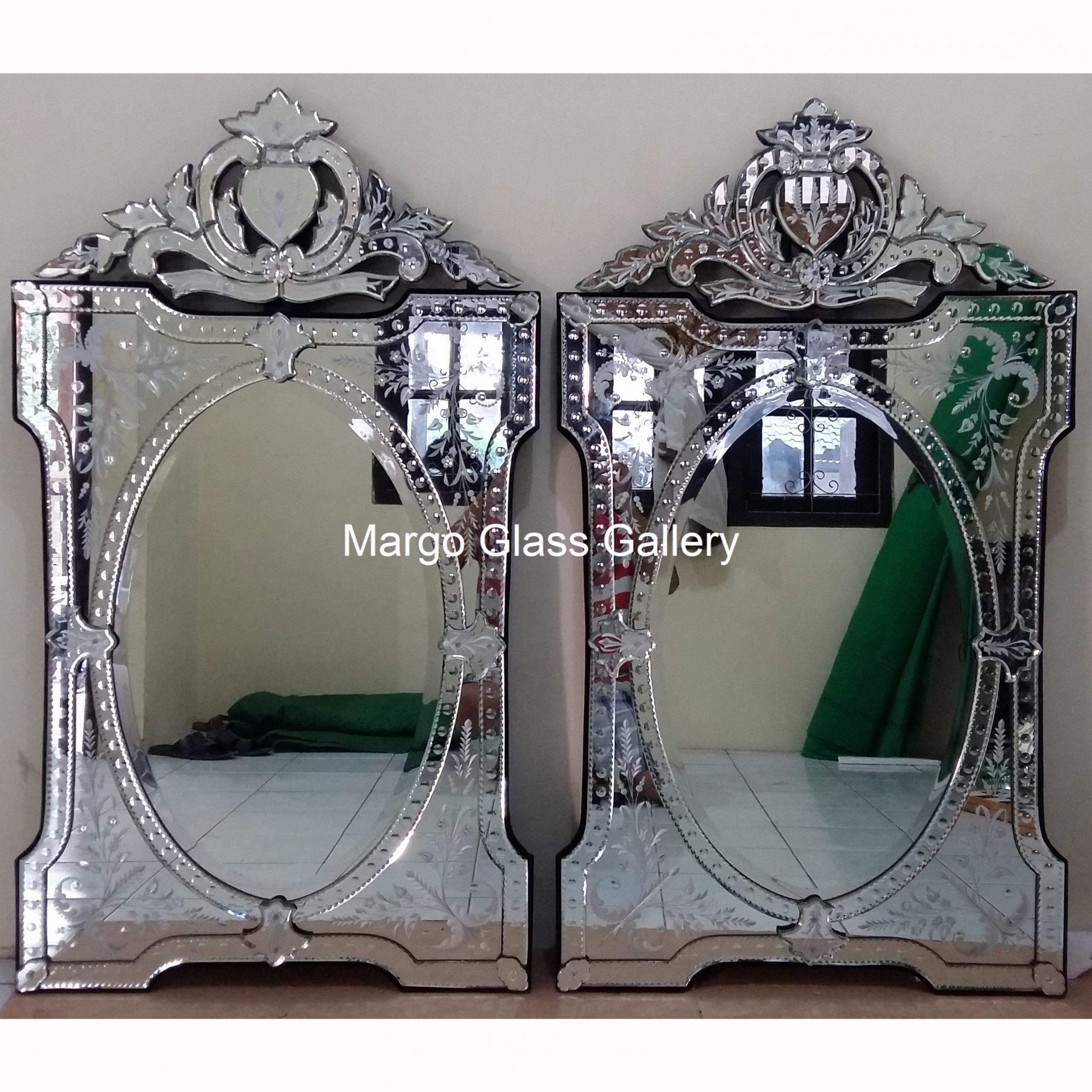 Venetian Mirror Oval