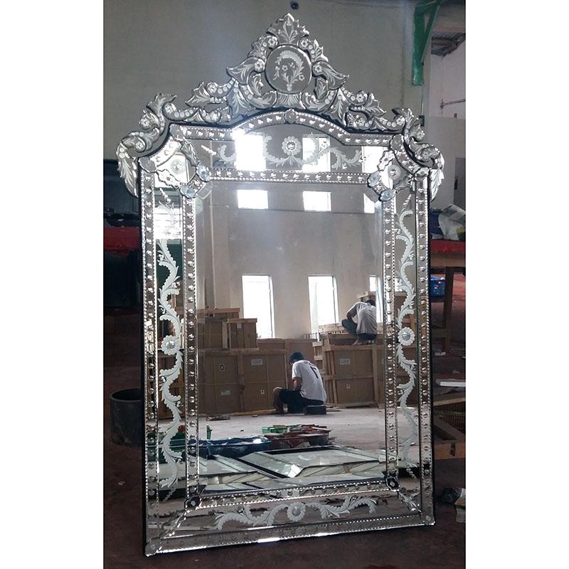 Venetian Mirror Round Venetian Wall Mirror Antique