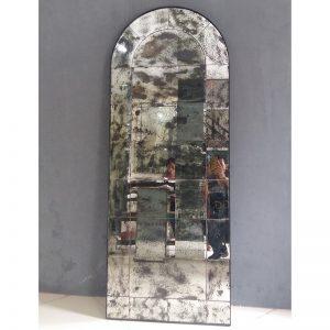 Antique Mirror Panel
