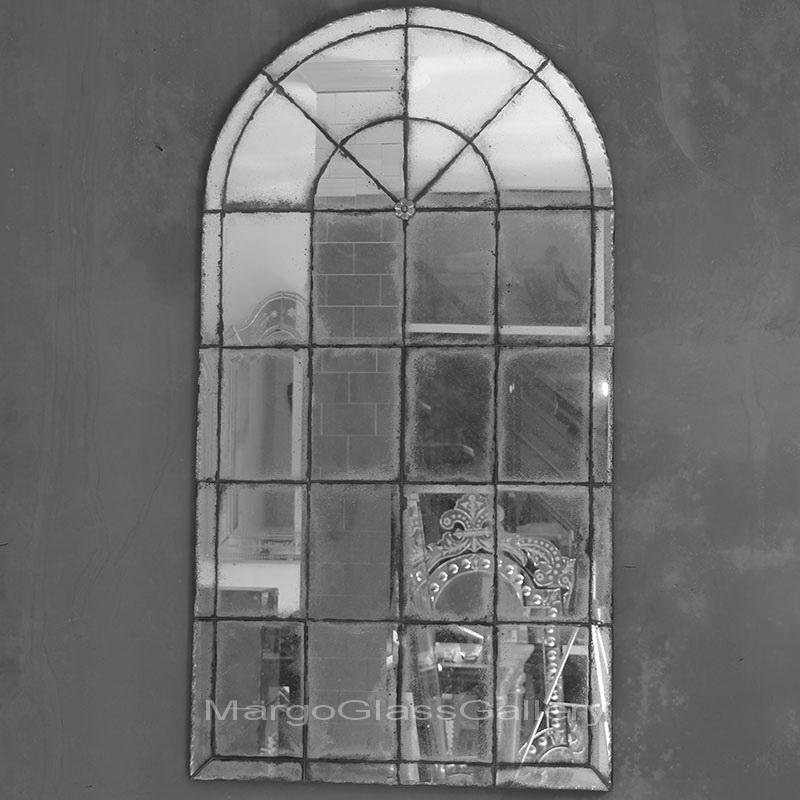 Antique Venetian Wall Mirror