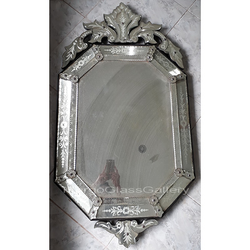 Home Antique Mirror