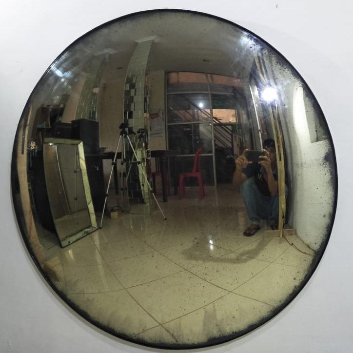 round convex