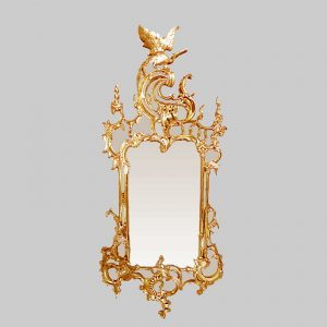 Baroque Leaner Mirror
