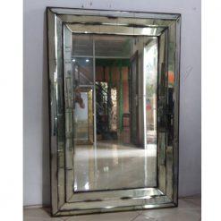 Antique Deco Mirror