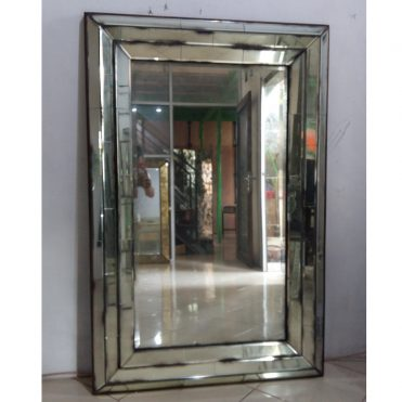 Antique Deco Mirror