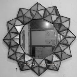 3D Antique Mirror Diamond