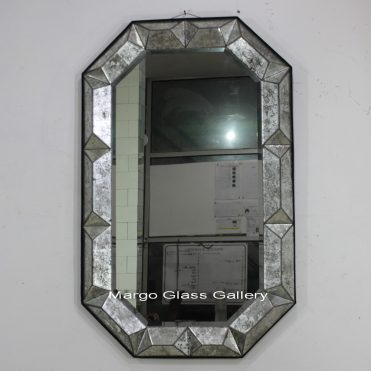 The Secret of vanity mirror as a decorative interior.