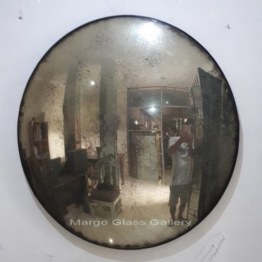 Antique Convex Mirror