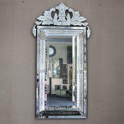 Venetian Mirror Large Rectangle MG 080055