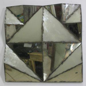 antique mirror square