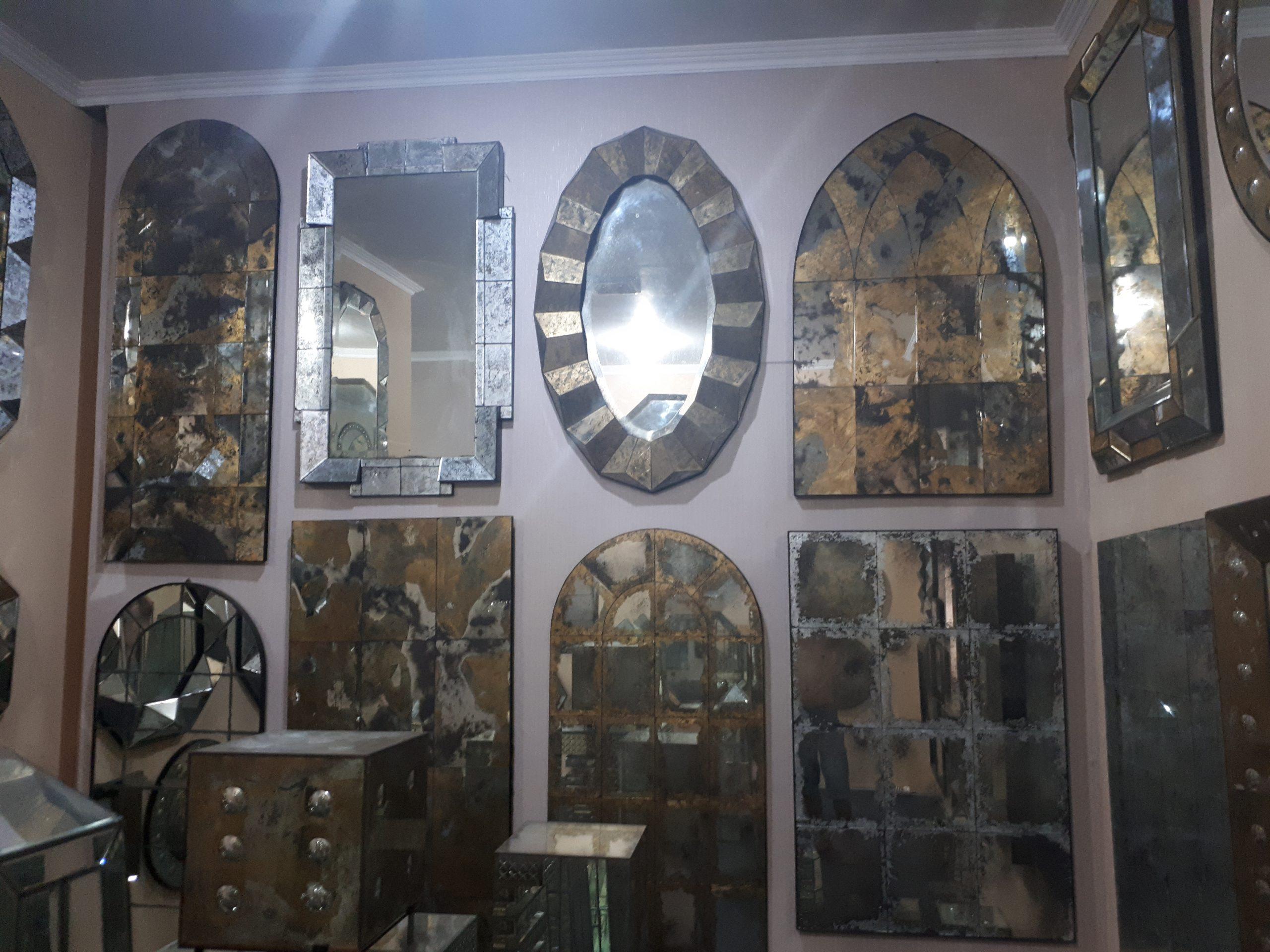 Venetian Mirror Showroom