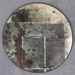 Mercury Glass Mirror