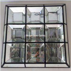Antique Mirror Square MG 014307