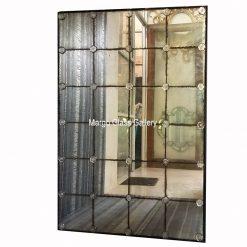 Antiqued Mirror Panel Sienta MG 014349