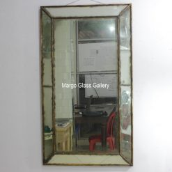 Antique Mirror Rectangle MG-014393