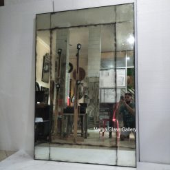 Antique Mirror Rectangle