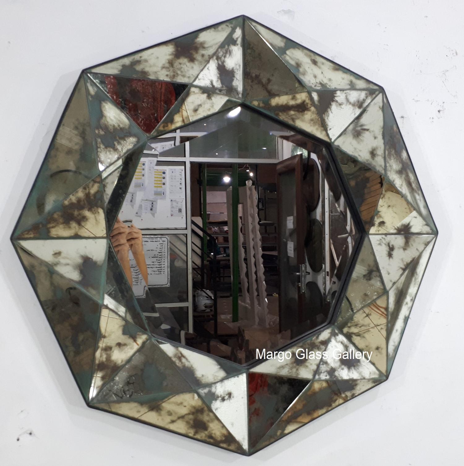 Tosca Antik 3D Octagonal
