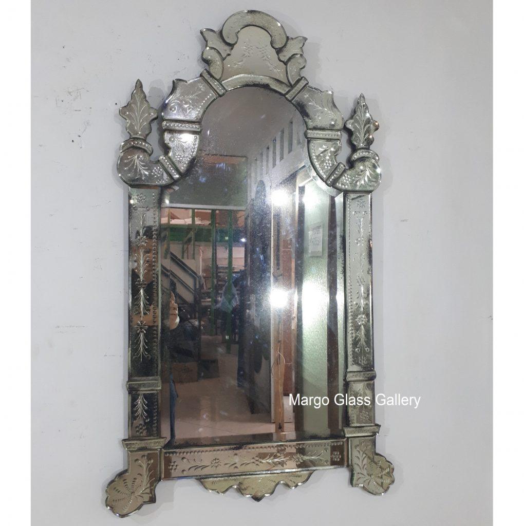Antique Venetian Mirror 140x70cm (7)