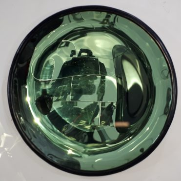 Concave Green No Antique list black