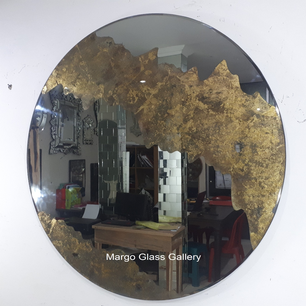 Vere Eglomise Mirror