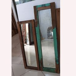 MG 019004 Rustic Teak Wood Frame 60x120 dan 60x140 (1)