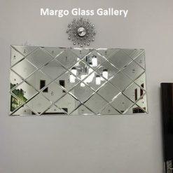 MG 065012 Wall Mirror Beveled Wajik