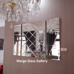 MG 065028 Bevel Mirror Ruang Makan